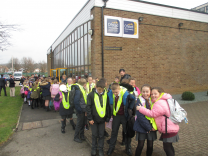 Year 5 trip to The Appleton School